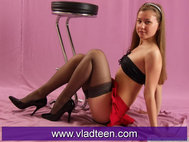 Good cummy pantyhose the sexiest teen Aina