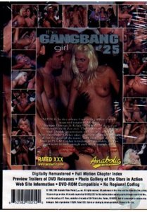 The Gangbang Girl 25