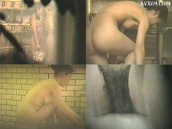 peeping-eyes 001686 WAC 和歌山アクション倶楽部 露天風呂 Vol.12