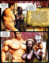 Free Download Porn Comics The chronicles of Gazukull 16
