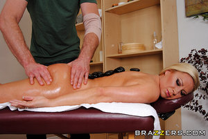 Devon Stone Massage Dirty Masseur/