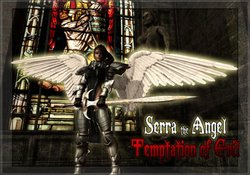 Serra the Angel - Temptation of evil