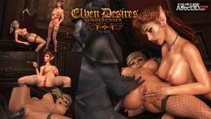 HitmanX3Z - Elven Desires 06 - Undercover Part 1