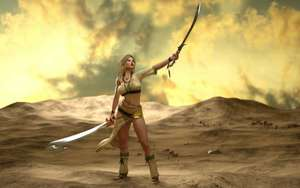 The Merovingian - Frazeta, The Destroyer part.1
