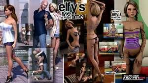 [affect3D] Eclesi4stik - Elfy's Diary