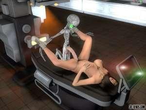 3DFiends - Alien Chronicles 01