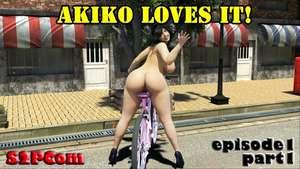 S2PCom - Akiko Loves It Episode 1 Pt1