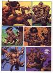 Alex Horley - Latischa of the Lost world 1