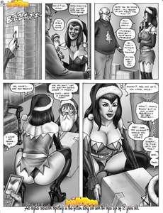 Milftoon - Christmas Eve