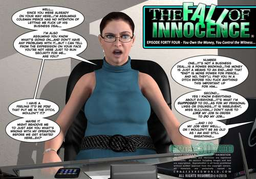 Jag27 - The Fall Of Innocence - Episode 44