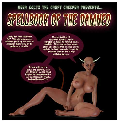 Seer Coltz - Spellbook Of The Damned