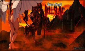 MongoBongo - Serra Angel 3 -  Hell Slave