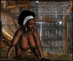 Blackudders  - Plantation Fantasies - Breeding Sistas 1