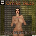 Hipbondage - B69 - Office Tales - Stress-Relievers 1-6