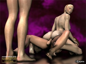 Casette - Double Anal