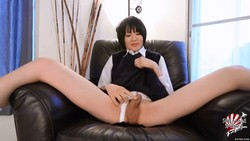 Shemale Japan Slutty Schoolgirl Yoko Arisu