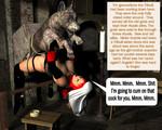 Angelo Michael - Punishment  - Pagan Rituals - Ch 2