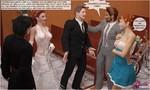 Shemale3dcomics - Naughty Shemale Bride - Part 1