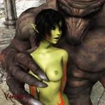Vaesark - Krikka and Monster - Ch 1