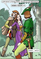 Drawing Palace - Robin Hood