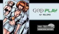 DarkBrainComics - God Play 2