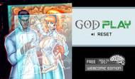 DarkBrainComics - God Play 1