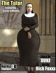 Duke - Big Ass 3D The Tutor 1