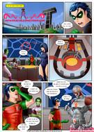 InterracialComicPorn - Teen Titans