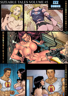 ZZZ Comics - Sizeable Tales 5 CE