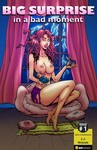 MCQUADE - Big Surprise in Bad Moment ch. 1