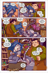 manaworldcomics - belling the cat girl
