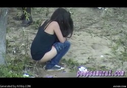 Peepsamurai tl2161 放尿イベント?野ションの嵐 1