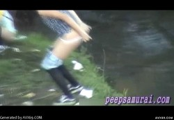 Peepsamurai tl2163 放尿イベント?野ションの嵐 3
