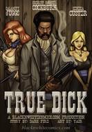 BlackNWhitecomics - Truе Dick