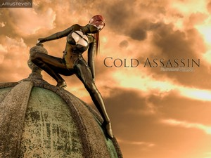 Amusteven - Velna - Cold Assassin