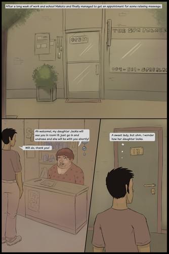 Shiin - Makoto, The Massage Experience