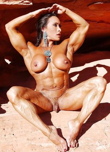 Девушка качок секс фото