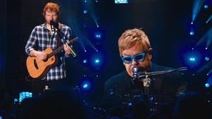 Ed Sheeran - Jumpers For Goalposts: Live At Wembley Stadium (2015) [BDRip 1080p]