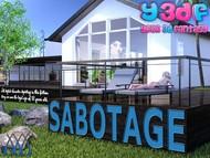 Y3DF - Sabotage  NEW