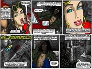 Illustratedinterracial - Ghetto Teen ch 1