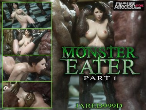 Jared999D -  Monster eater part.1
