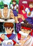 Palcomix – Vega vs Chun Li 1