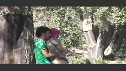 outdoor sex on camera