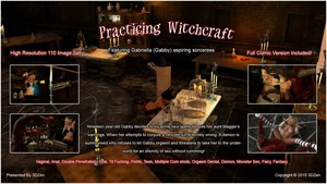 [3DZen] Practicing Witchcraft