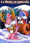 Palcomix – Tiny Toons – It's A Wonderful Sexy Christmas