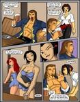Dreamweaver - Pirates vs Ninjas - Part 1
