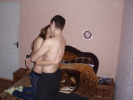 Sexy Russian college teen fucked