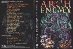 Arch Enemy - War Eternal Tour: Tokyo Sacrifice (2016) [DVD9]