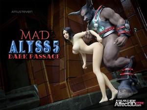 [Amusteven] Mad Alyss 5 - Dark Passage