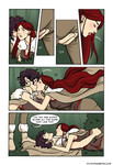 RIDING HOOD - The Wolf and the Man ch. 1
